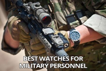Best Tactical Watches for Military Personnel